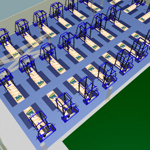 Concept To Completion Power Lift - Weight room design