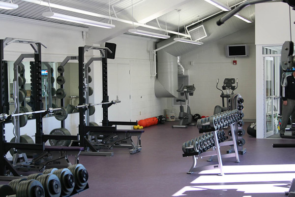 Kansas State Baseball Weight Room By Power Lift