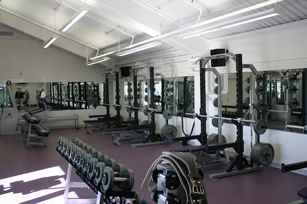 Kansas State Baseball Racks And Weights By Power Lift