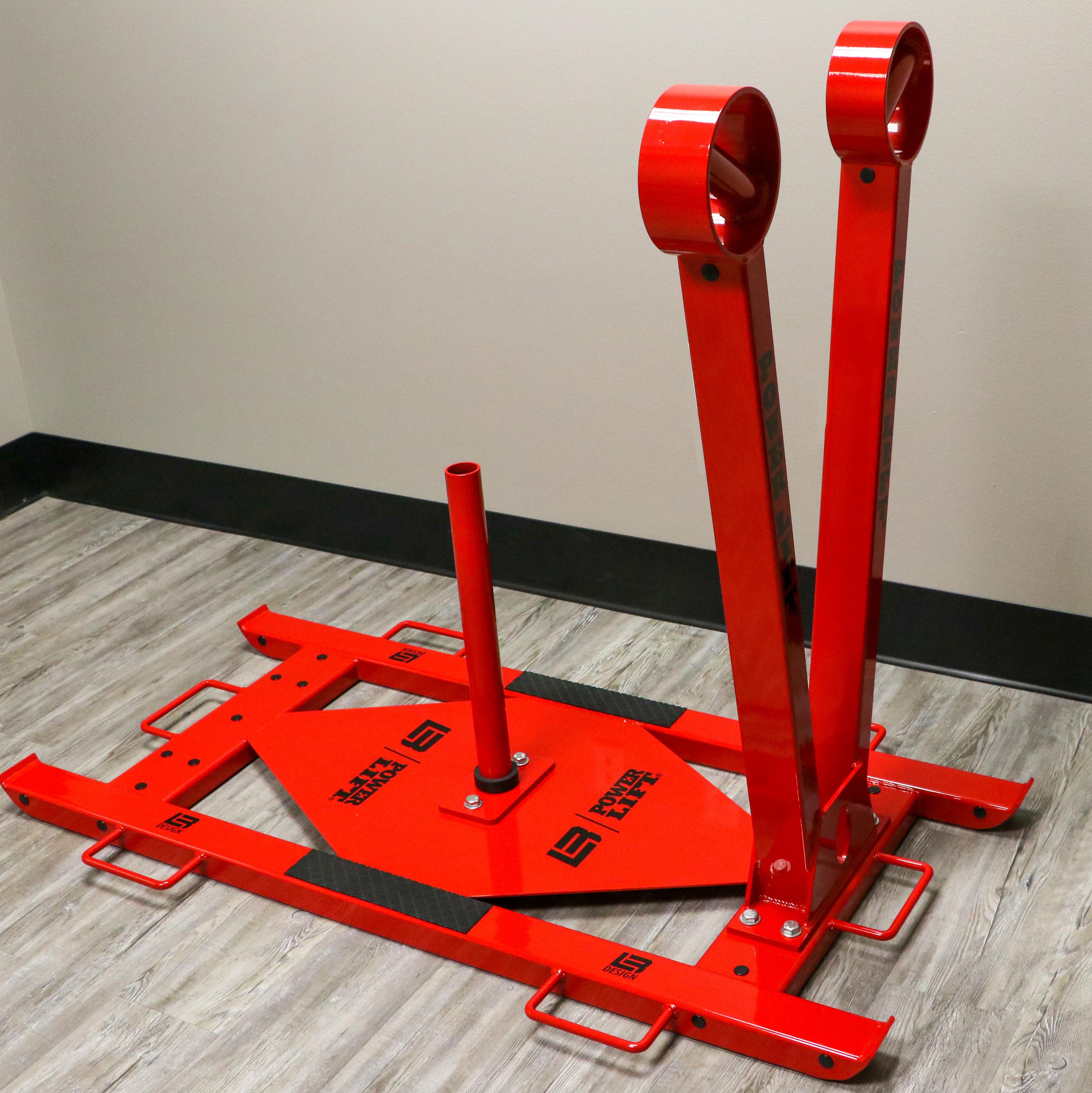 LB Big Baby Sled | Power Lift