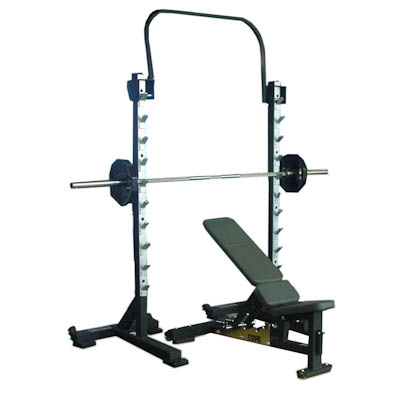 Free Standing Squat Stand