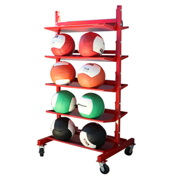 Medicine Ball Storage Rack