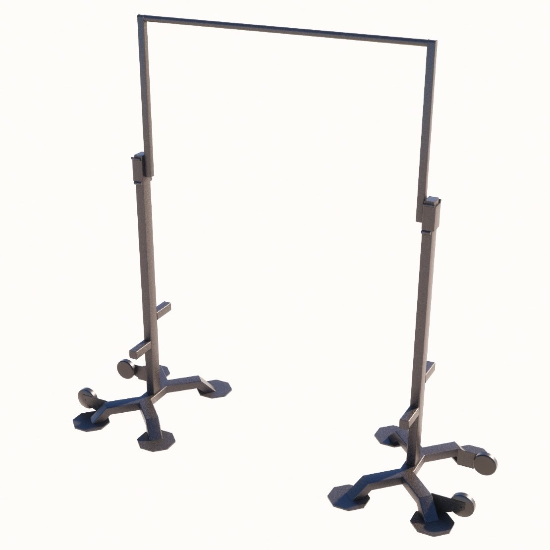 ACFT Portable Leg Tuck Station
