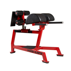 Fixed Pad Glute Ham Bench