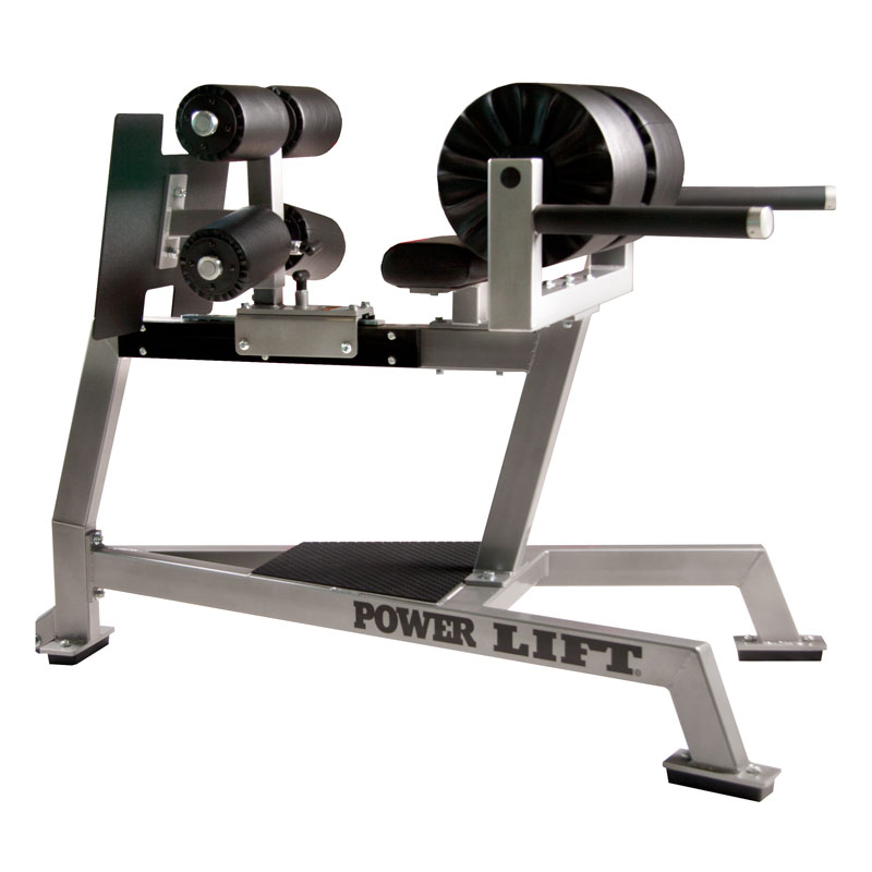Rotating Glute Ham Bench