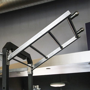 Ladder Pull Up Attachment