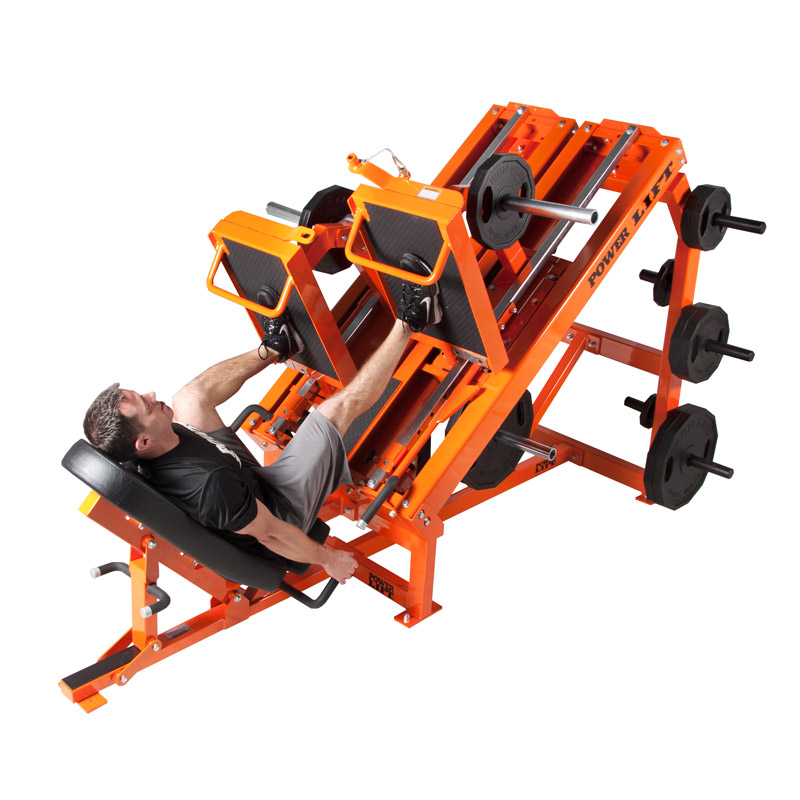 Uni/Bi-lateral Leg Press