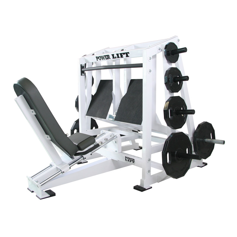 Uni/Bi-Lateral Seated Leg Press