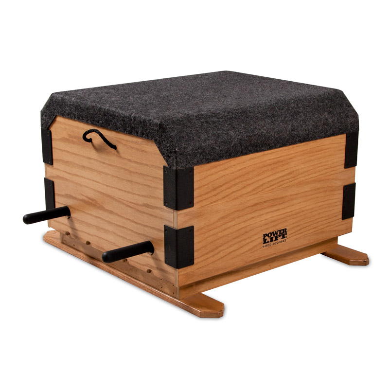Adjustable Wood Plyo Boxes