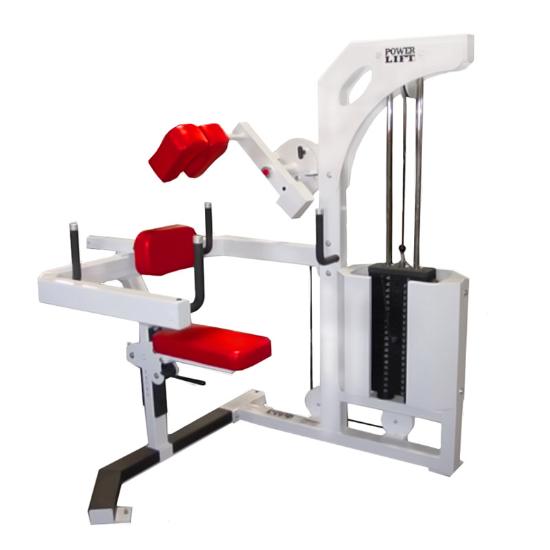 Pro Select 4-Way Neck Machine