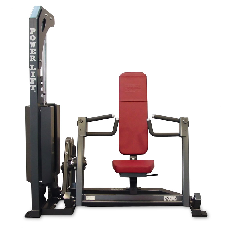 Pro Select Seated Chest Press Machine