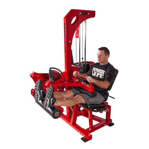 Pro Select Seated Leg Curl
